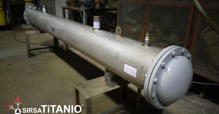 Proyecto Gam Corp. Condensador